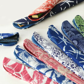 えどコレ!オリジナル 江戸伝統柄扇子袋