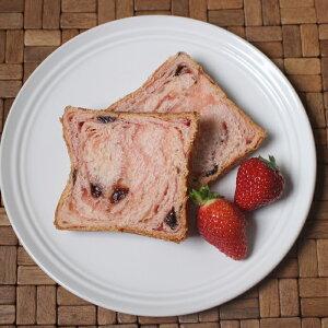 スイーツ デニッシュ 苺 1斤(果肉が入った爽やかな甘さのデニッシュ 食パン)