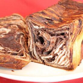 ホワイトデー早割20%OFF【 化粧箱入】スイーツ デニッシュ 濃厚ピュアチョコレート1斤(チョコ スイーツ デニッシュ 食パン ギフト)