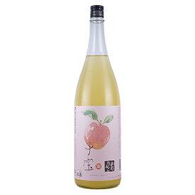 ≪果実酒≫ 子宝 山形りんご 1800ml こだから
