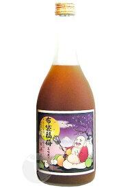 ≪梅酒≫ 布袋福梅 720ml ほていふくうめ