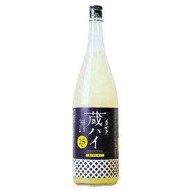 ≪リキュール≫ 美丈夫 蔵ハイ 瀬戸内レモン 1800ml びじょうふ