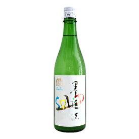 墨廼江 純米吟醸酒 RICE IS BEAUTIFUL SoLiD うすにごり 720ml