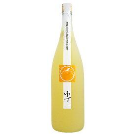 ≪果実酒≫ 鶴梅 ゆず 1800ml つるうめ