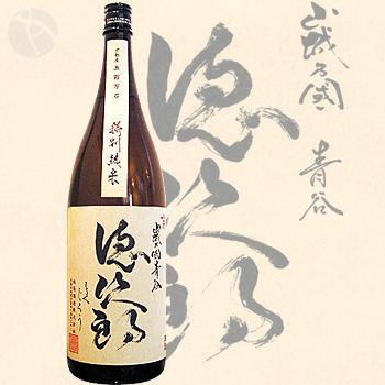 ≪日本酒≫ 徳次郎 特別純米酒 1800ml :とくじろう