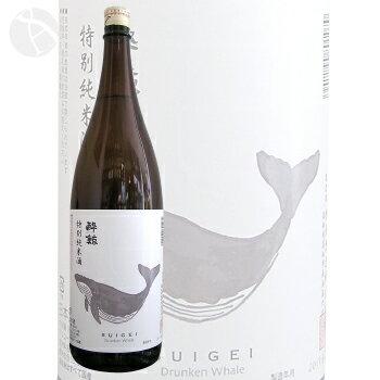 ≪日本酒≫ 酔鯨 特別純米酒 1800ml :すいげい