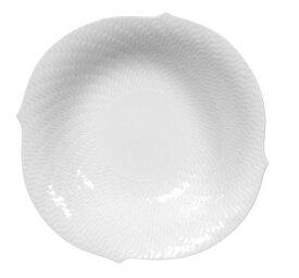 【日本総代理店/送料無料】 マイセン 波の戯れ ホワイト サラダディッシュ ギフト 贈り物 白 食器 皿 マイセン磁器 日本総代理店 Meissen