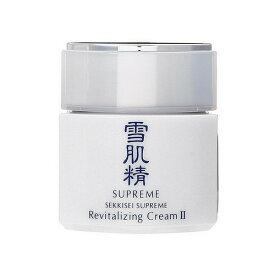 ・コーセー雪肌精シュープレムクリーム2(しっとりしたうるおい)40g(発送までに数日かかる場合がございます)
