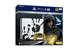 PlayStation 4 Pro DEATH STRANDING LIMITED EDITION【メーカー生産終了】