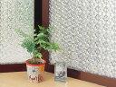窓飾りシート 窓シート 窓フィルム ガラスフィルム 装飾 DIY UVカット99% 貼ってはがせる 目かくし 吸着 きれいには…