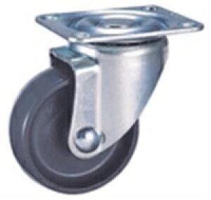 ナンシン キャスター [No.1034] STC-100 NH ナイロン(白)車輪