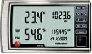 テストー testo622 高精度卓上式温湿度・気圧計 (型番 0560 6220)