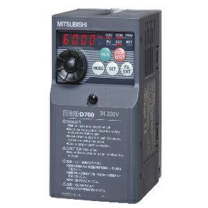 三菱電機製 インバーター FR-D720S-2.2K