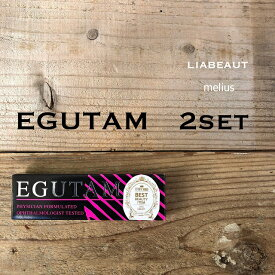 armada-style egutam アルマダスタイル エグータム EGUTAM まつ毛美容液 正規品 2本セット