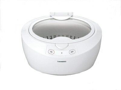 ツインバード:超音波洗浄器/EC-4518-Wホワイト