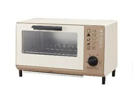 ツインバード:con・te オーブントースター(ブラウン)/TS-4041BR