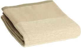 KODEN:綿素材電気しき毛布(省エネタイプ)/VCE401C