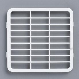 コロナ部品:エアフィルターカバー/420019001ハイブリッド式加湿器用〔メール便対応可〕