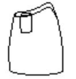 ツインバード部品:キャップ/452041角質リムーバー用〔メール便対応可〕