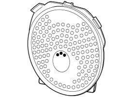 象印部品:内ぶたセット/C95-6B 炊飯ジャー用