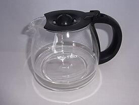 大石アンドアソシエイツ部品:ガラスカラフェ;p872/7610JP ラッセルホブス・5カップコーヒーメーカー用