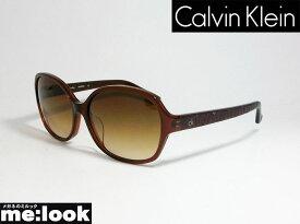 CK Calvin KleinカルバンクラインサングラスCK4272SA-210ブラウン