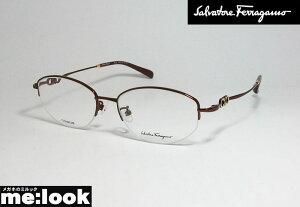 FERRAGAMO フェラガモ レディース眼鏡 メガネ フレームSF2558A-603-53 ブラウンパープルASIAN FIT アジアンフィット
