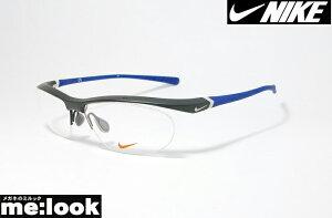 NIKE ナイキVORTEX ボルテックス軽量 スポーツ 眼鏡 メガネ フレーム7070/2-078-57度付可 マットブラック