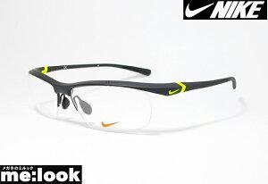 NIKE ナイキVORTEX ボルテックス軽量 スポーツ 眼鏡 メガネ フレーム7070/3-002-57度付可 マットブラック/ライムグリーン