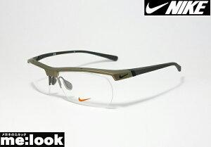 NIKE ナイキVORTEX ボルテックス軽量 スポーツ 眼鏡 メガネ フレーム7071/2-071-57度付可 マットグレイ