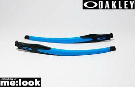OAKLEY オークリー パーツCROSSLINK クロスリンクテンプルキット サテンブラック/ スカイブルー100-183-003