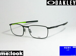 OAKLEY オークリー OX3173-0552眼鏡 メガネ フレームBARRELHOUSE バレルハウス 度付可マットブラックグリーン