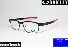 OAKLEY オークリー OX5132-0452眼鏡 メガネ フレームSURFACE PLATE サーフェスプレート 度付可マットブラック