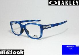 OAKLEY オークリー OX8114-0450眼鏡 メガネ フレームLATCH SS ラッチSS 度付可マットブルートータス