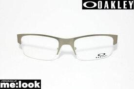 OAKLEY オークリー パーツCROSSLINK 0.5 クロスリンク0.5 OX3226フロントパーツ サイズ55ピュータースチール3226-F-PS
