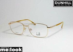 dunhill ダンヒル 日本製 made in japanメンズ 男性 紳士 眼鏡 メガネ フレームVDH153J-0300-56 度付可ゴールド