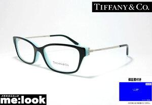 TIFFANY&CO ティファニーレディース 眼鏡 メガネ フレームアジアンフィットTF2181D-8055-53 度付可ブラック/ティファニーブルー/シルバー