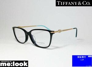 TIFFANY&CO ティファニーレディース 眼鏡 メガネ フレームTF2133BF-8001-55 度付可ブラック/ゴールド