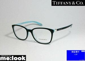 TIFFANY&CO ティファニーレディース 眼鏡 メガネ フレームTF2109BF-8193-53 度付可ブラック/ゴールド