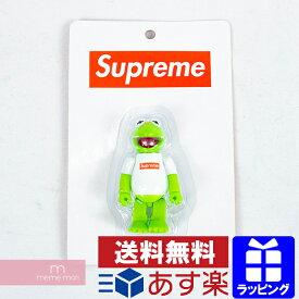Supreme×MEDICOM TOY 2008SS Kubrick Kermit the frog シュプリーム×メディコムトイ キューブリック カーミット ザフロッグ フィギュア ホビー インテリア 雑貨 グリーン プレゼント【200522】【新古品】