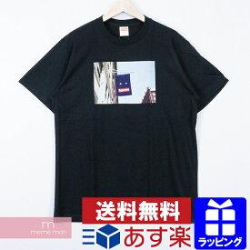 【全品12%OFF!11/17まで】Supreme 2019AW Banner Tee シュプリーム バナーTシャツ 旗 フラッグ ロゴ ブラック プレゼント ギフト【190826】