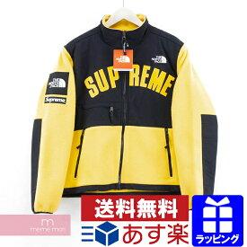 【全品ポイント10倍!10/15まで】Supreme×THE NORTH FACE 2019SS Arc Logo Denali Fleece Jacket シュプリーム×ノースフェイス アーチロゴデナリフリースジャケット イエロー サイズL プレゼント ギフト【191014】