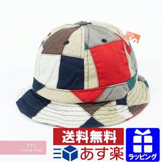 9159f87d7b0 USED SELECT SHOP meme mori  Supreme 2019SS Patchwork Bell Hat  シュプリームパッチワークベルハット hat multicolored size M L present gift