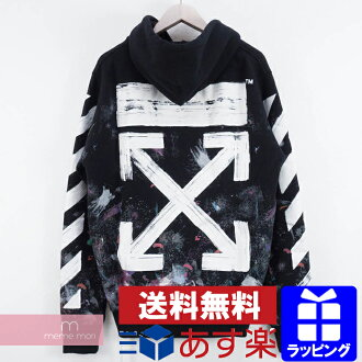 Off White Christmas Hoodie.Off White 2017aw Galaxy Brushed Zip Up Hoodie オフホワイトギャラクシーブラッシュドジップアップフーディ パーカーブラックサイズ M Christmas Gift Present