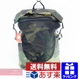 Supreme×THE NORTH FACE 2017SS Waterproof Backpack シュプリーム×ザノースフェイス ウォータープルーフバックパック リュック カモ サイズ34L プレゼント ギフト【190518】