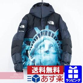 【タイムセール!22日まで】Supreme×THE NORTH FACE 2019AW Statue of Liberty Baltro Jacket シュプリーム×ノースフェイス スタチューオブリバティ バルトロジャケット ダウンブルゾン 自由の女神 ブラック サイズM【200119】