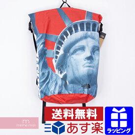 Supreme×THE NORTH FACE 2019AW Waterproof Backpack シュプリーム×ノースフェイス スタチューオブリバティ ウォータープルーフバックパック リュック バッグ 自由の女神 レッド 【200428】【新古品】