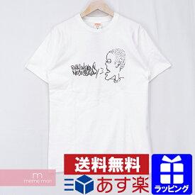 Supreme 2014AW All Means Tee シュプリーム オールミーンズTシャツ カットソー プリント 半袖 ホワイト サイズM【200523】【中古-B】