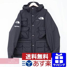 Supreme×THE NORTH FACE 2020SS Cargo Jacket シュプリーム×ノースフェイス カーゴジャケット ナイロンジャケット ブラック サイズM【200610】【新古品】
