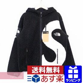 Supreme×THE NORTH FACE 2020AW S Logo Hooded Fleece Jacket シュプリーム×ノースフェイス Sロゴフーデッドフリースジャケット ブルゾン ブラック サイズM【201106】【新古品】【me04】